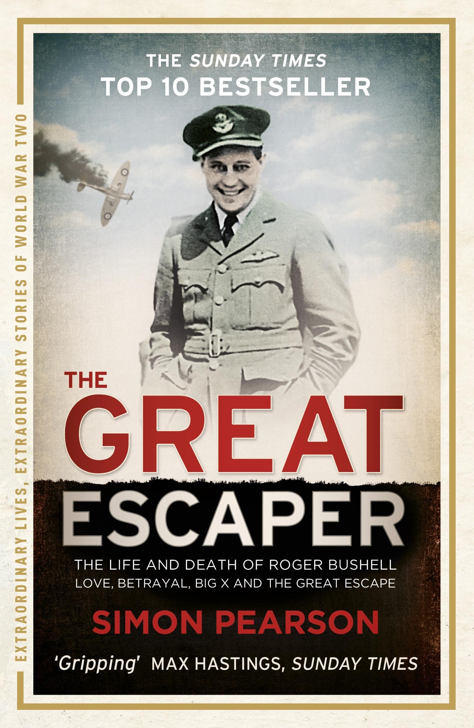 d2a71eeebb The Great Escaper by Simon Pearson