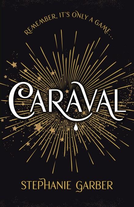 Image result for caraval stephanie garber uk