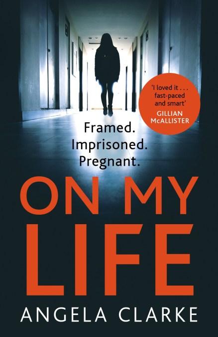 On My Life By Angela Clarke Hachette Uk
