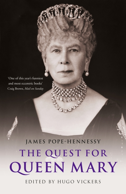 16a8379251 The Quest for Queen Mary by James Pope-Hennessy